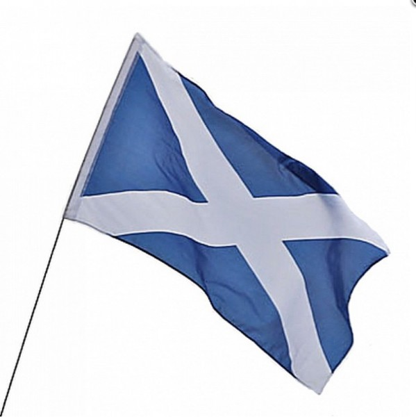 Scotland St. Andrews Flag