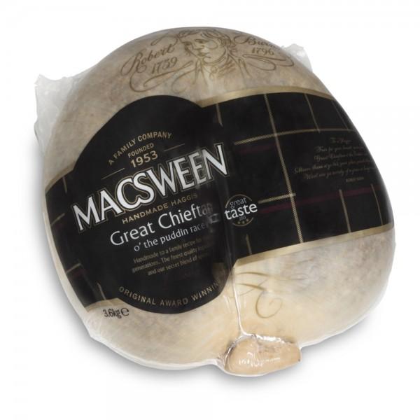 MacSweens Chieftan 3.68 kg - Der König unter den Haggis