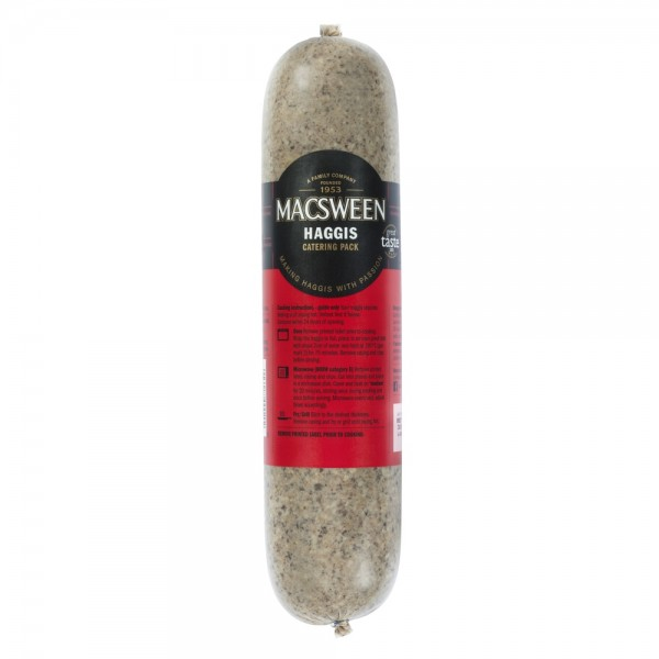 MacSweens Traditional Haggis, Catering Pack 1.36 kg